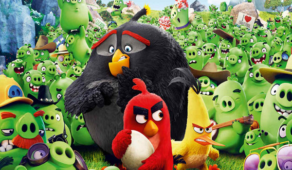 The Animation Podcast Ep. 45: THE ANGRY BIRDS MOVIE 2, THE CROODS 2, DreamWorks Animation