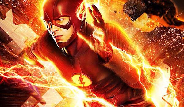 THE FLASH: Season 3 TV Spot: 'Time Strikes Back' at Grant Gustin [The CW]