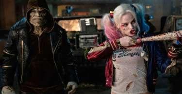 Killer Croc Harley Quinn Suicide Squad