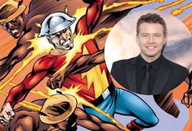 Todd Lasance The Flash