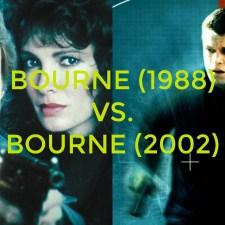 TOŻSAMOŚĆ BOURNE'A (1988) vs TOŻSAMOŚĆ BOURNE'A (2002)