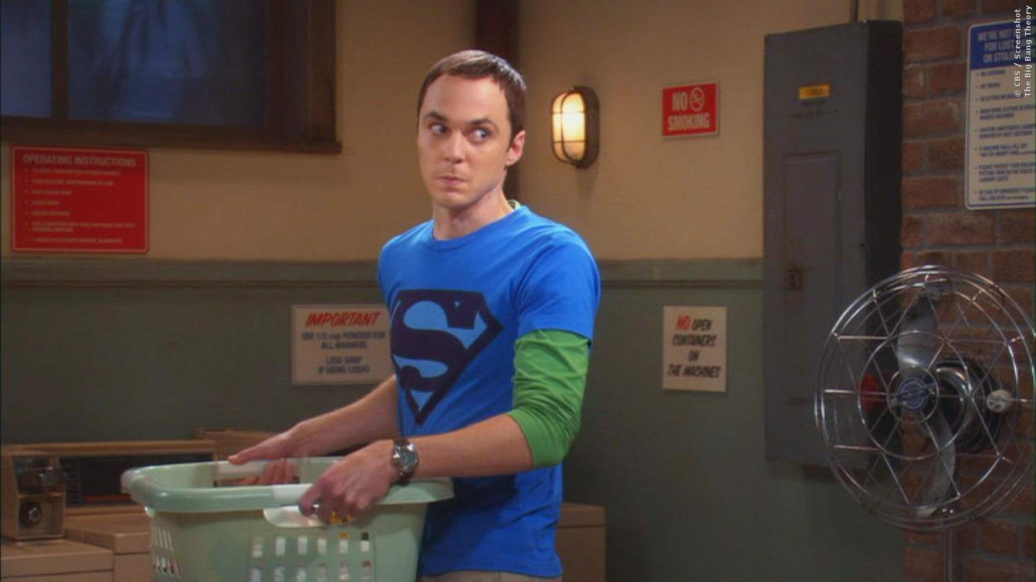 Big Bang Theory Bettwäsche Tbbt Sheldon Macht Auf Harry Potter Trailerseite Film Tv