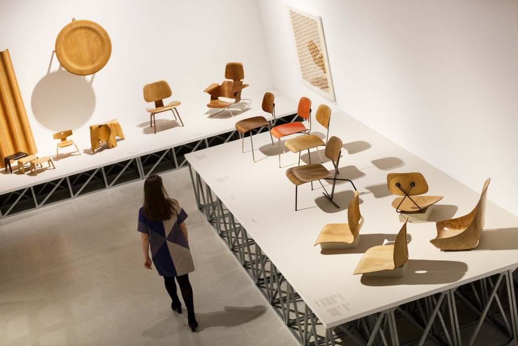Eames Furniture In Film And The 39 Must See 39 Exhibition At - Eames Chair London
