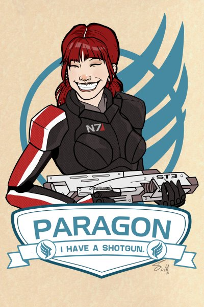 Jeff Maesar Paragon FemShep