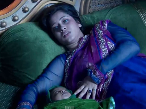Baby Kingdom Cradle Jodha Akbar 2nd September Written Episode Bhakshi Banu