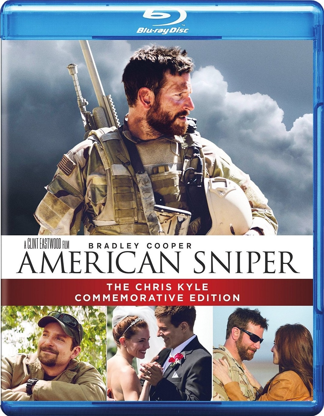 American Sniper Libro En Español American Sniper Blu Ray The Chris Kyle Commemorative