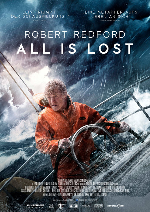 Schiffscontainer Größe Filmplakat: All Is Lost (2013) - Filmposter-archiv