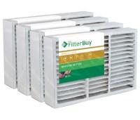 Honeywell 16x25x5 MERV 11 Replacement Filter - FilterBuy.com