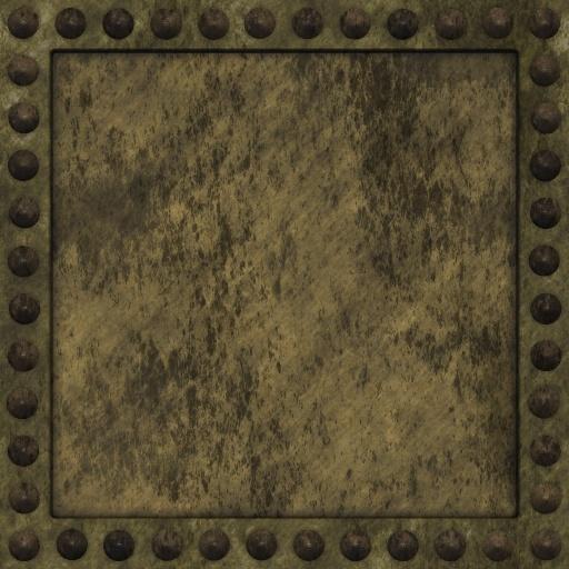 3d Server Wallpaper Steampunk Panel Texture