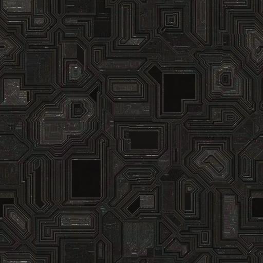 3d Server Wallpaper Borg Texture