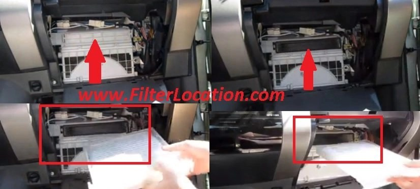 2007 Toyota 4runner Cabin Filter Location - wiring diagrams image