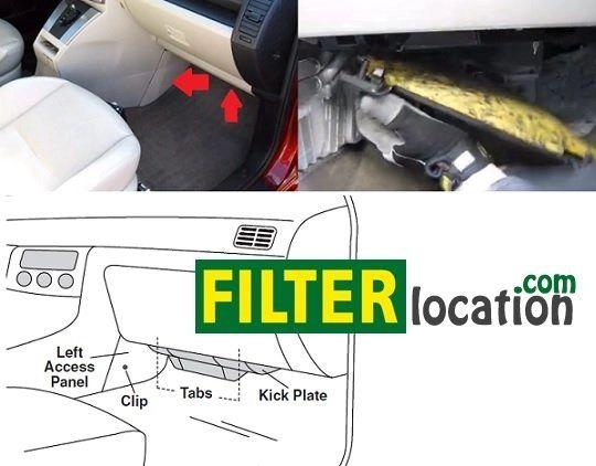 2011 mazda 3 fuel filter