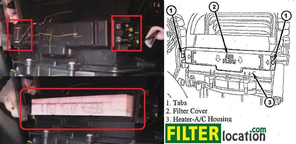 2009 focus fuel filter