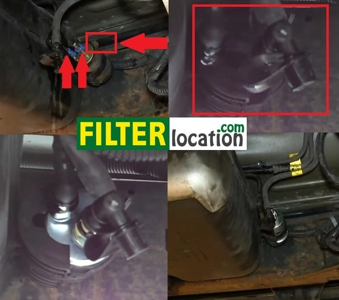 Xterra Fuel Filter Location Wiring Diagram