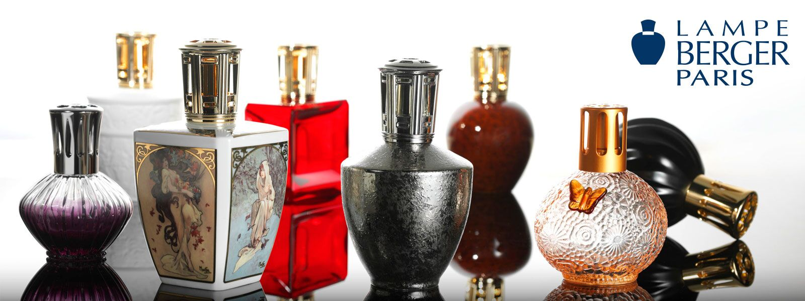 Lampe Berger Test 29th International Perfume Bottle Association Convention