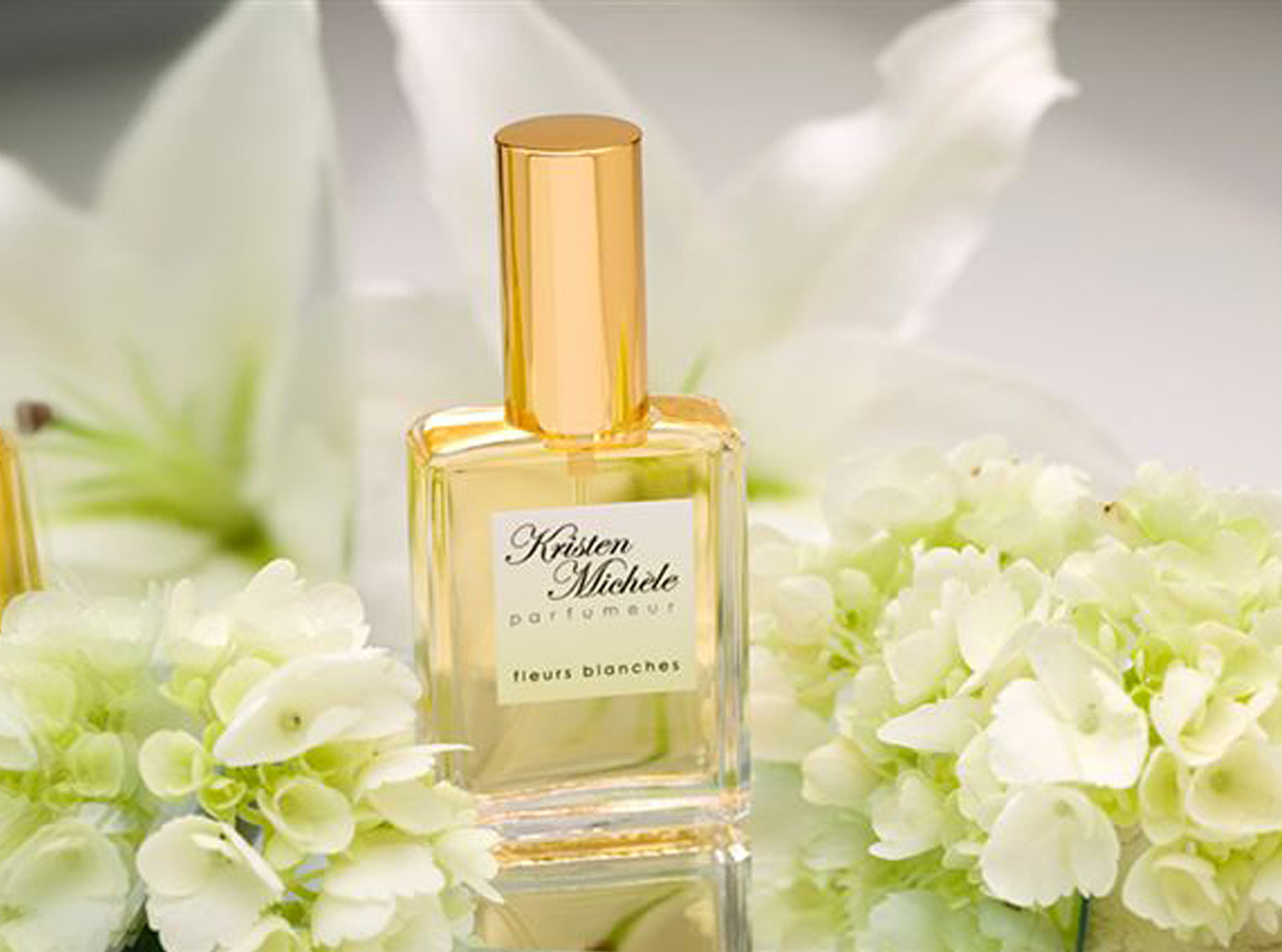 Fkeurs Fleurs Blanches Kristen Michele Perfume A Fragrance For