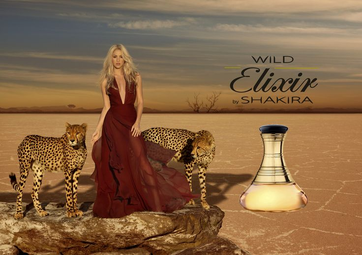 Orange Fall Wallpaper Wild Elixir Shakira Perfume A Fragrance For Women 2013