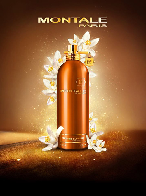 Fall Flowers Wallpaper Orange Flowers Montale Perfume A New Fragrance For Women