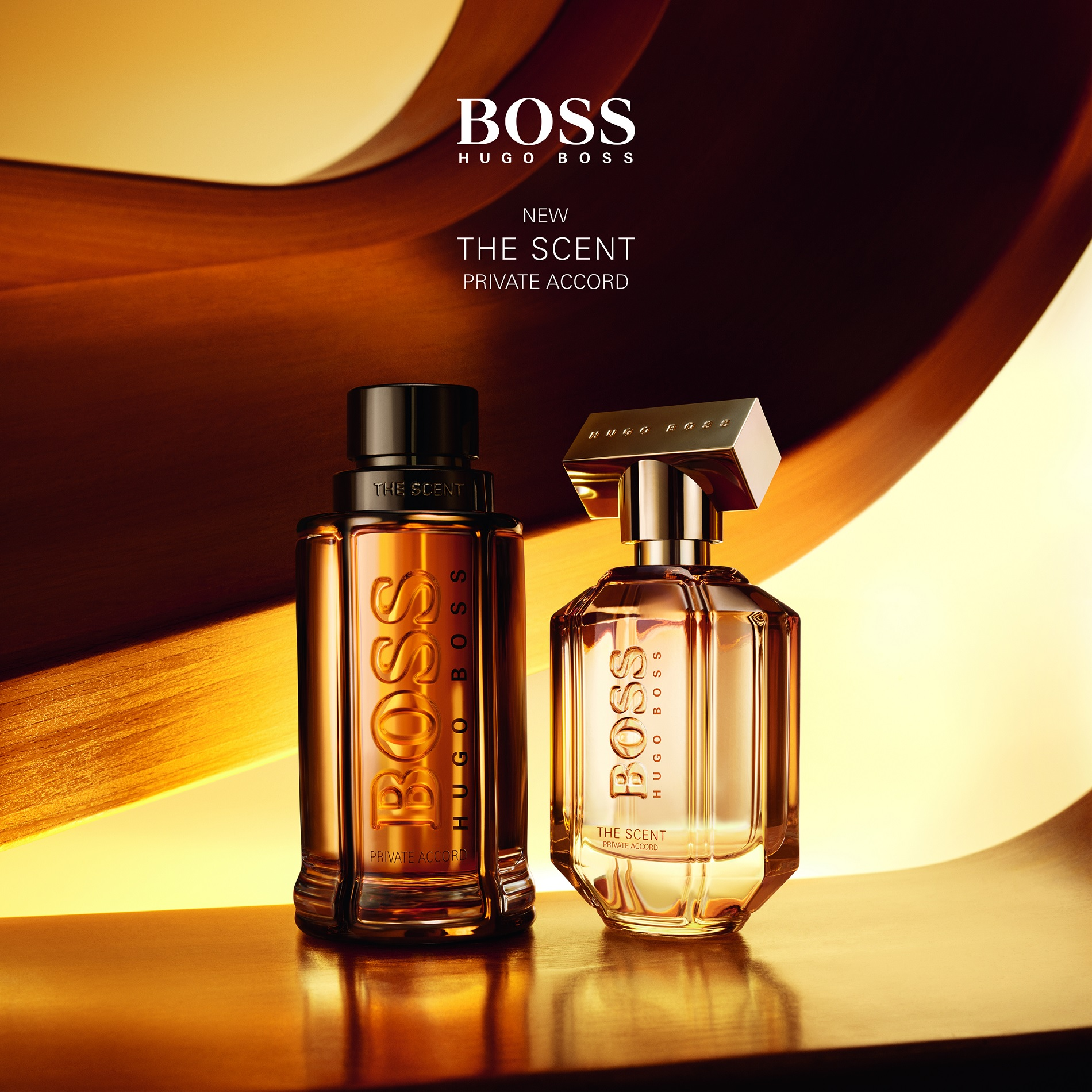 Hogo Boss Boss The Scent Private Accord For Her Hugo Boss Perfume
