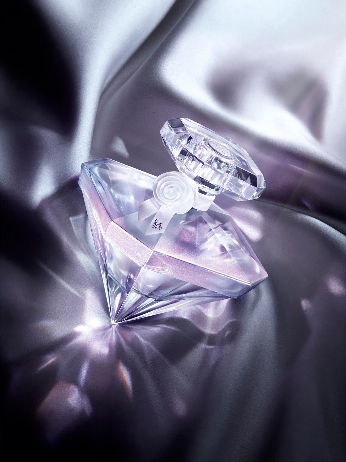 Parfum Diamantform La Nuit Trésor Musc Diamant Lancome For Women