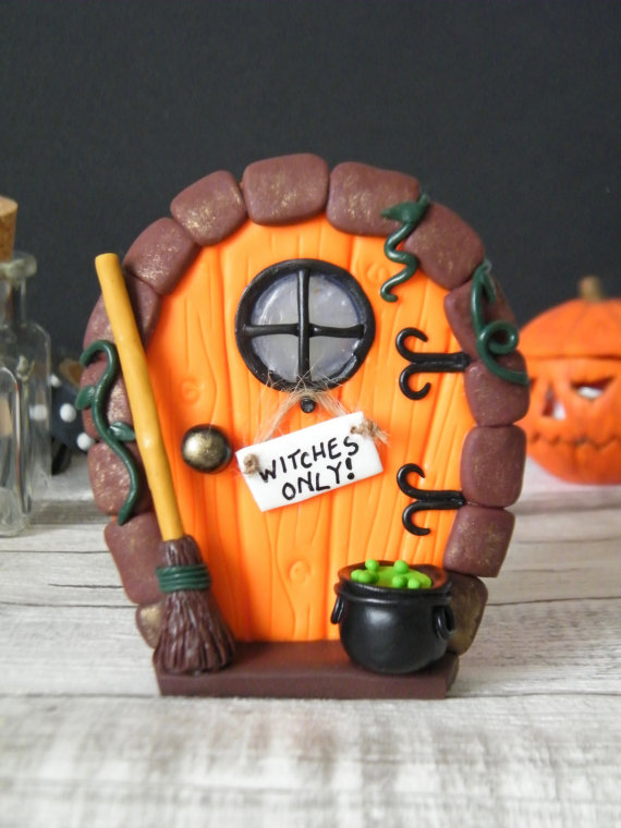 Decoration Nice Halloween Decorations Clay Ideas