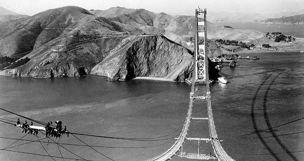How would Golden Gate Bridge be built today? \u2013 Finance  Commerce