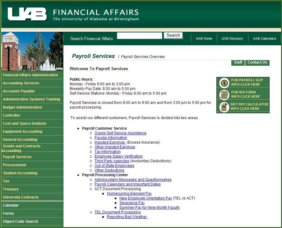 UAB University Net Pay Calculator Guide - PDF - net pay calculator
