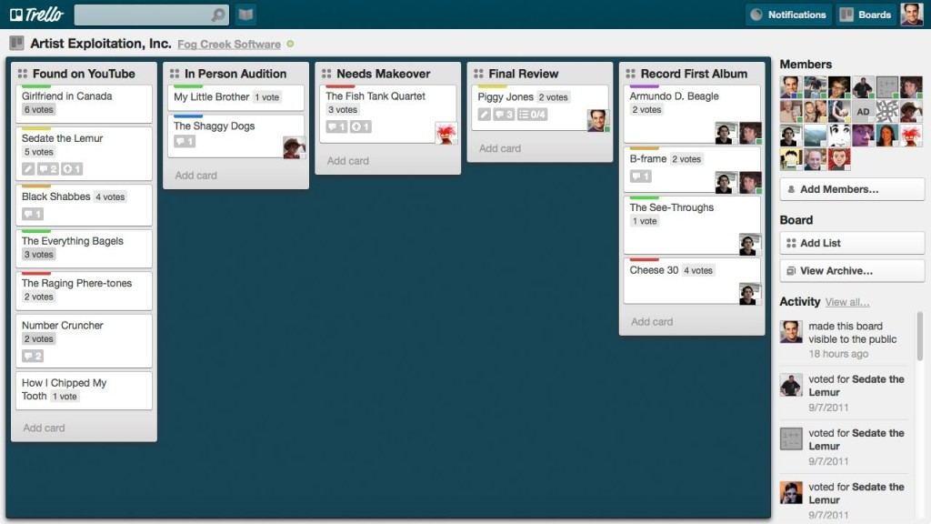 Trello Competitors 5 Project Management Software Alternatives