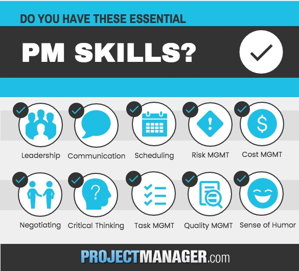 How to Become a Project Manager Career Path, Skills and Education - what skills and qualities do employers look for