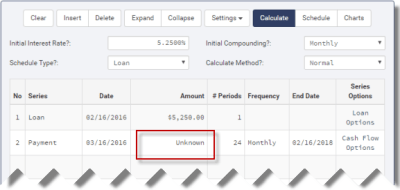 Loan Payoff Calculation Tutorial and Financial Calculator