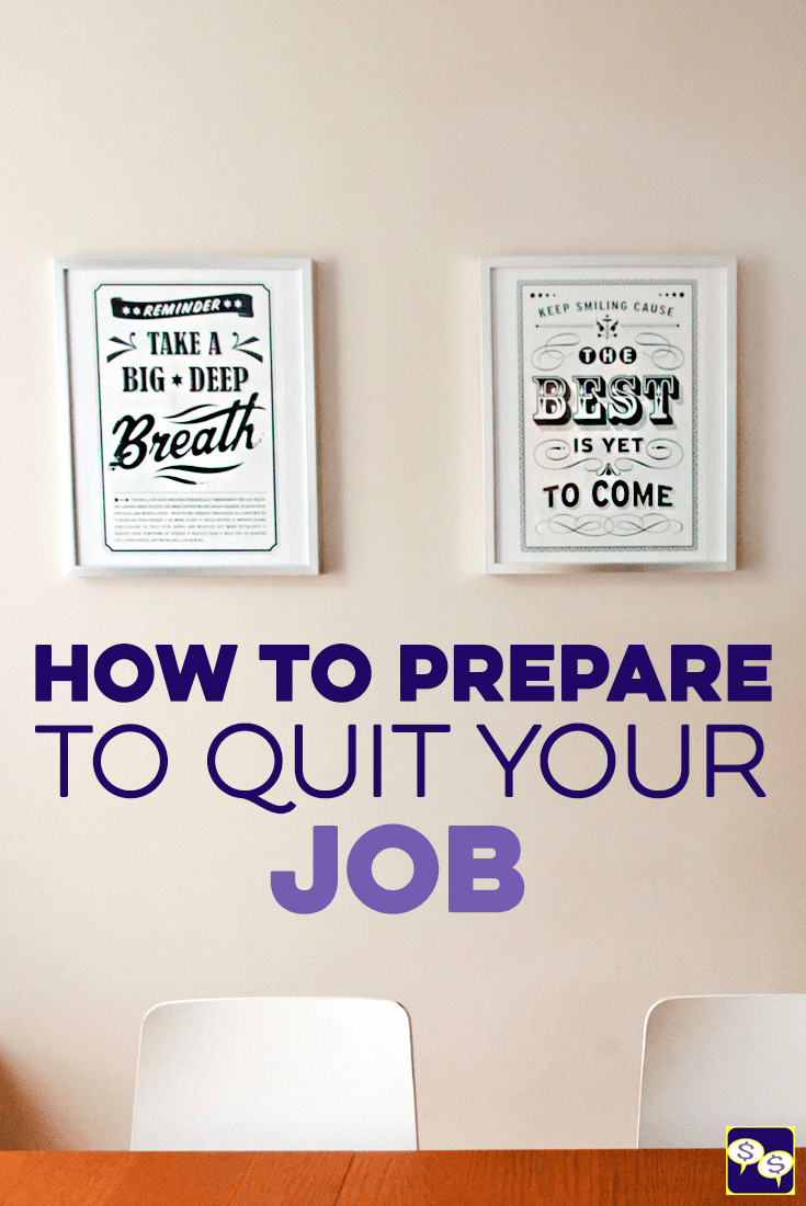 good reasons to quit a job