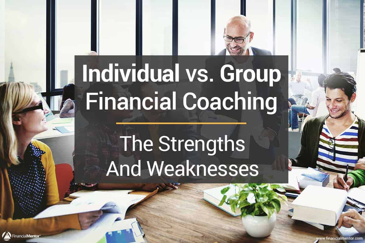 Cash Pool Vs. Cash Group Individual Vs Group Financial Coaching Which Is Best