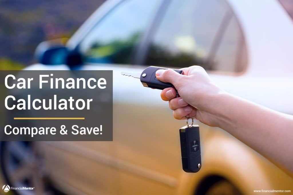 Car Finance Calculator - Compare  Save
