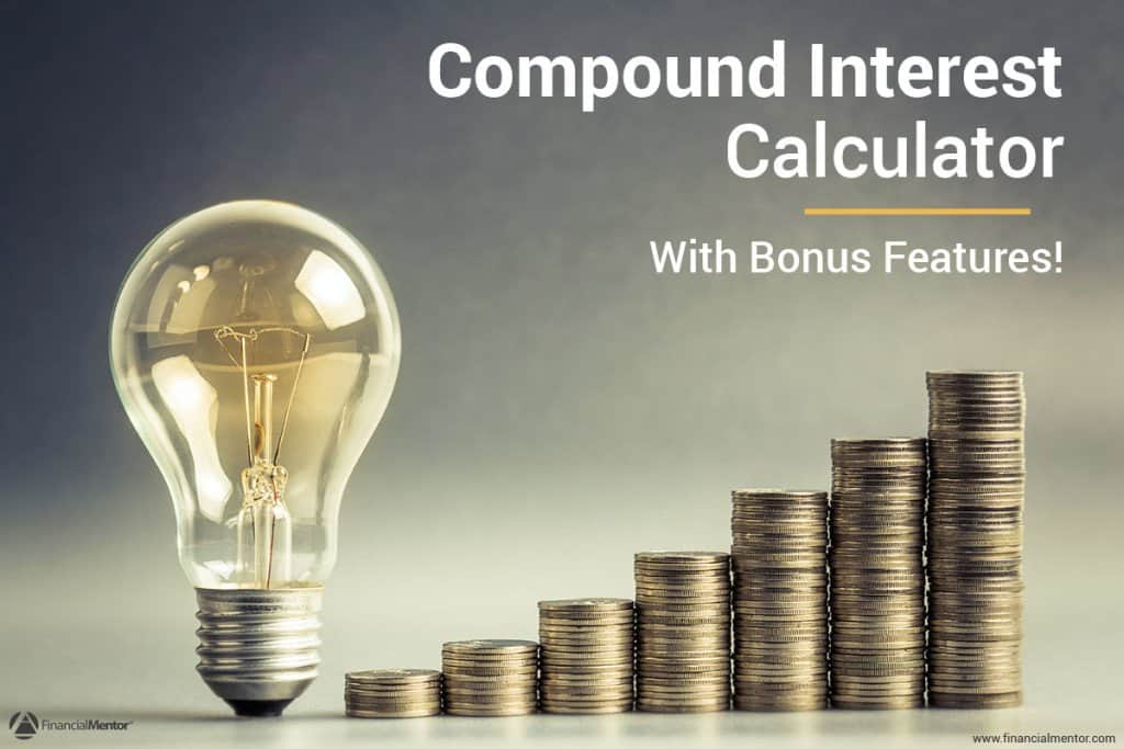Compound Interest Calculator - See How Fast Your Money Grows