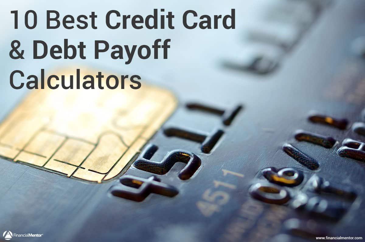credit card amortization schedule