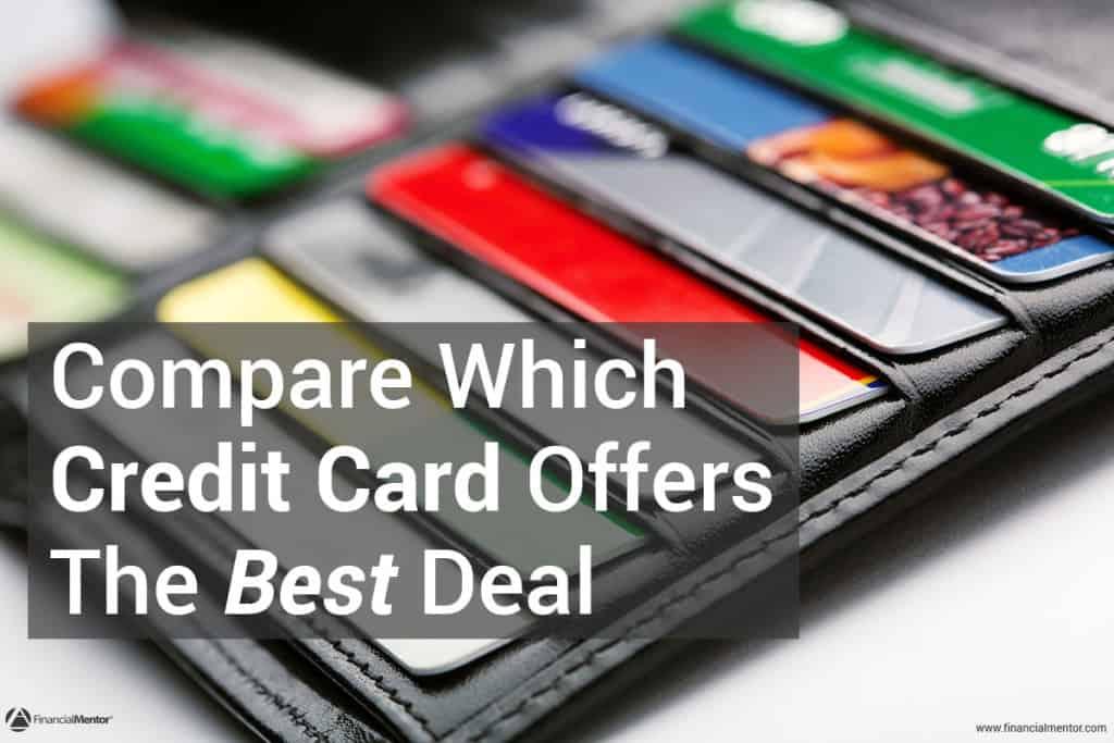 Compare Credit Cards - Credit Card Comparison Calculator