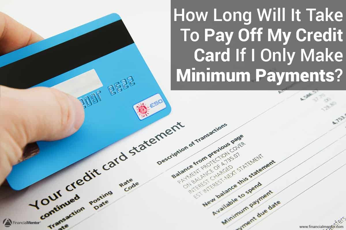 calculate credit card payment