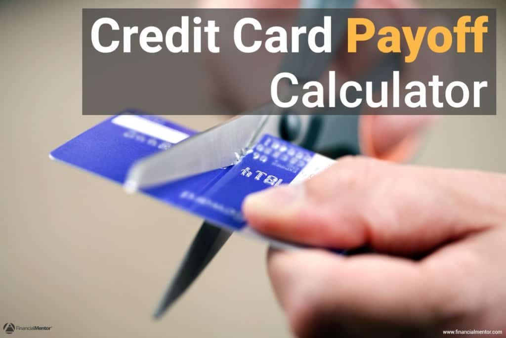 Credit Card Payoff Calculator - How Long To Pay Off Credit Card? - credit card payoff calculator