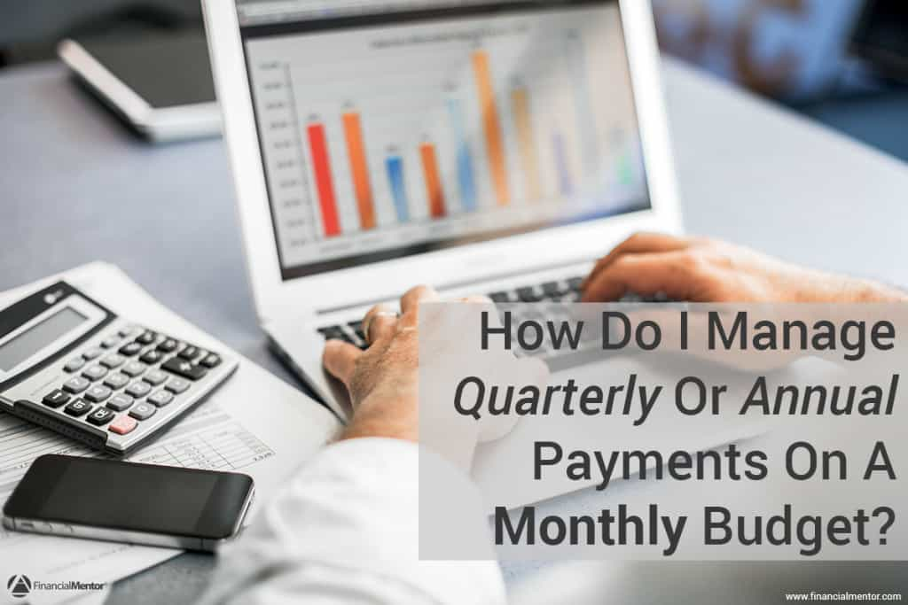 Budget Calculator - Converts Irregular Payments to Monthly