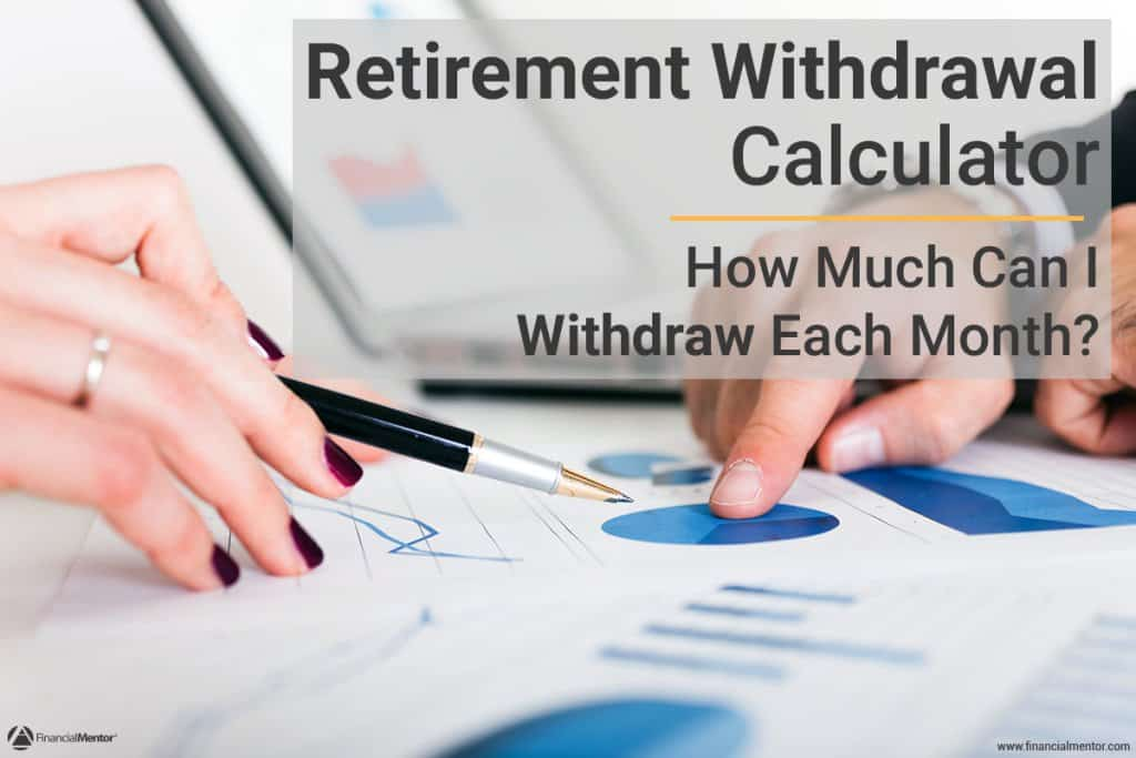 Retirement Withdrawal Calculator - retirement withdrawal calculator