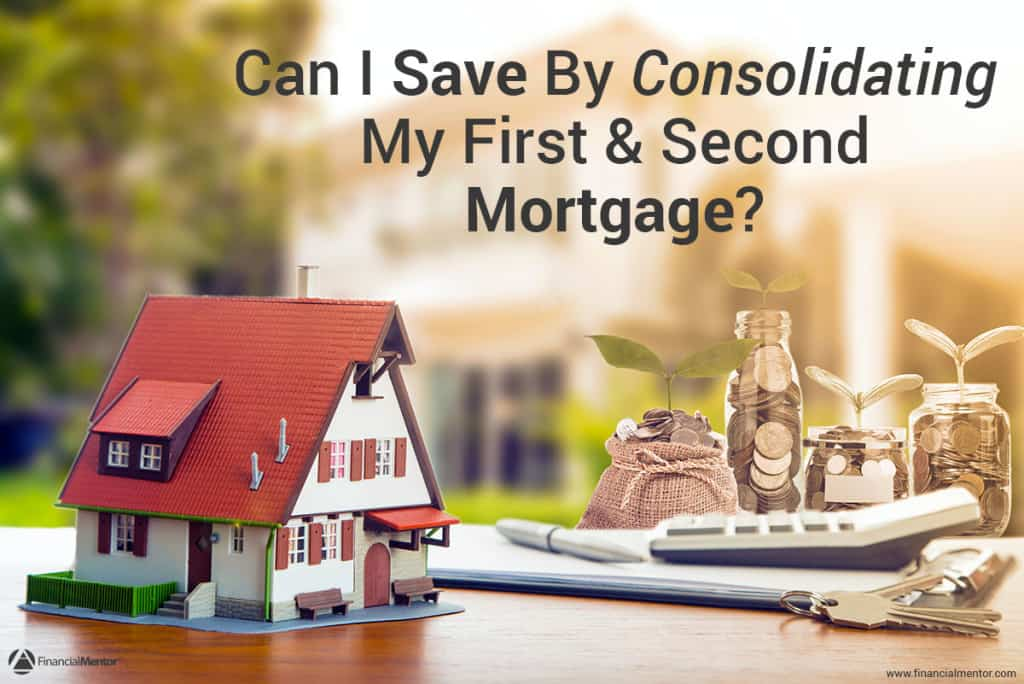 Second Mortgage Calculator - Refinance  Consolidation