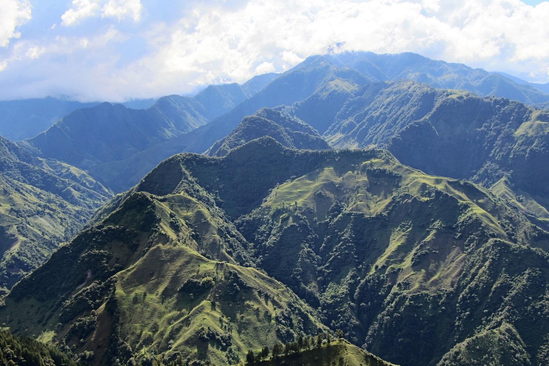 Cordillera Central de Colombia