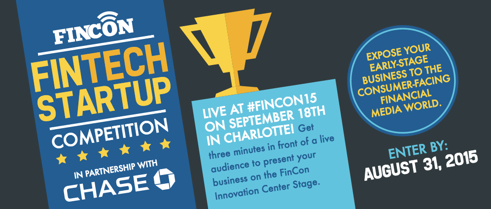 FinTech Startup Competition at FinCon15