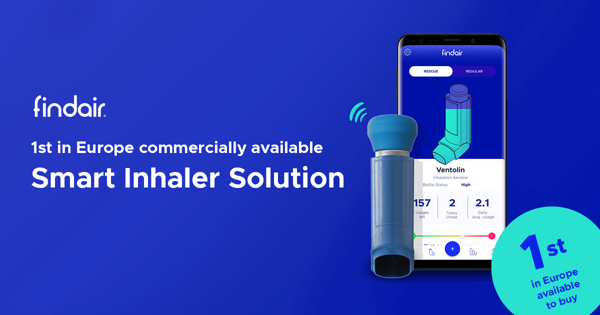 Findair Smart Inhaler