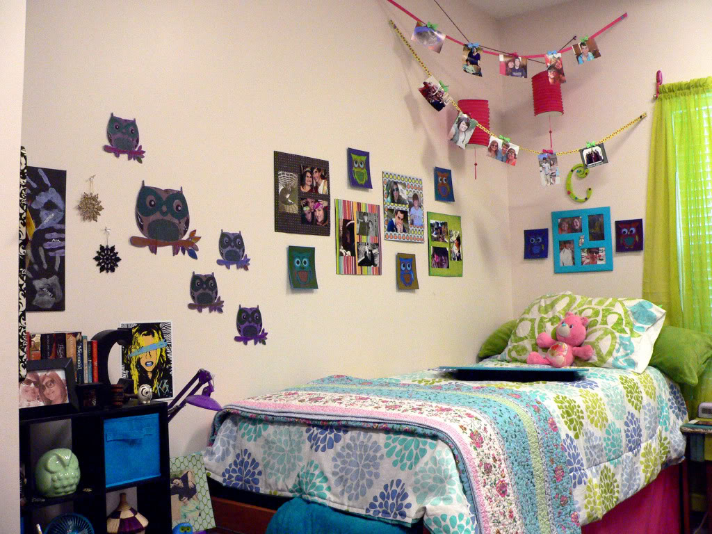 Decoration Room Decorating A Student Room