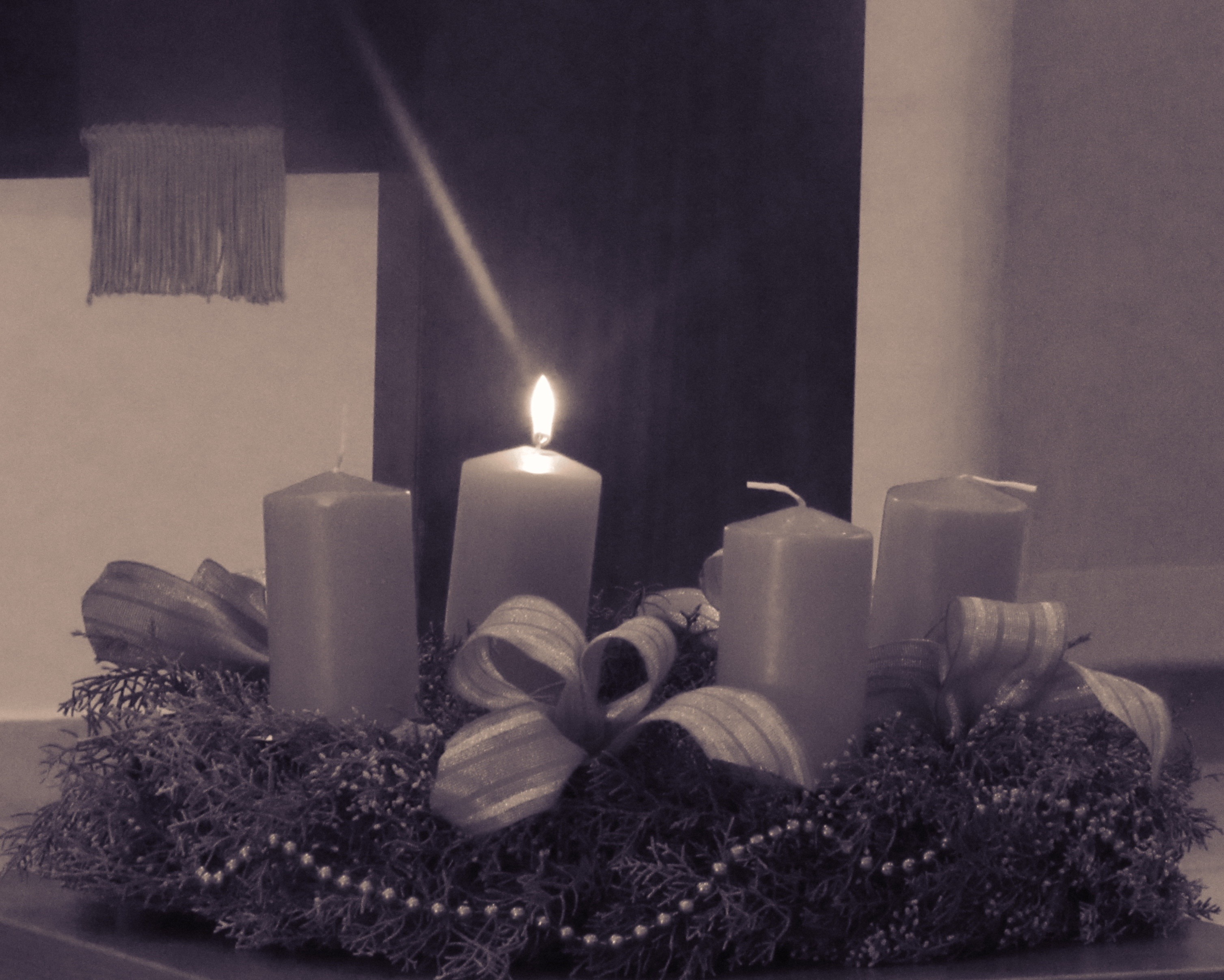 Daring to Hope–an Advent Message