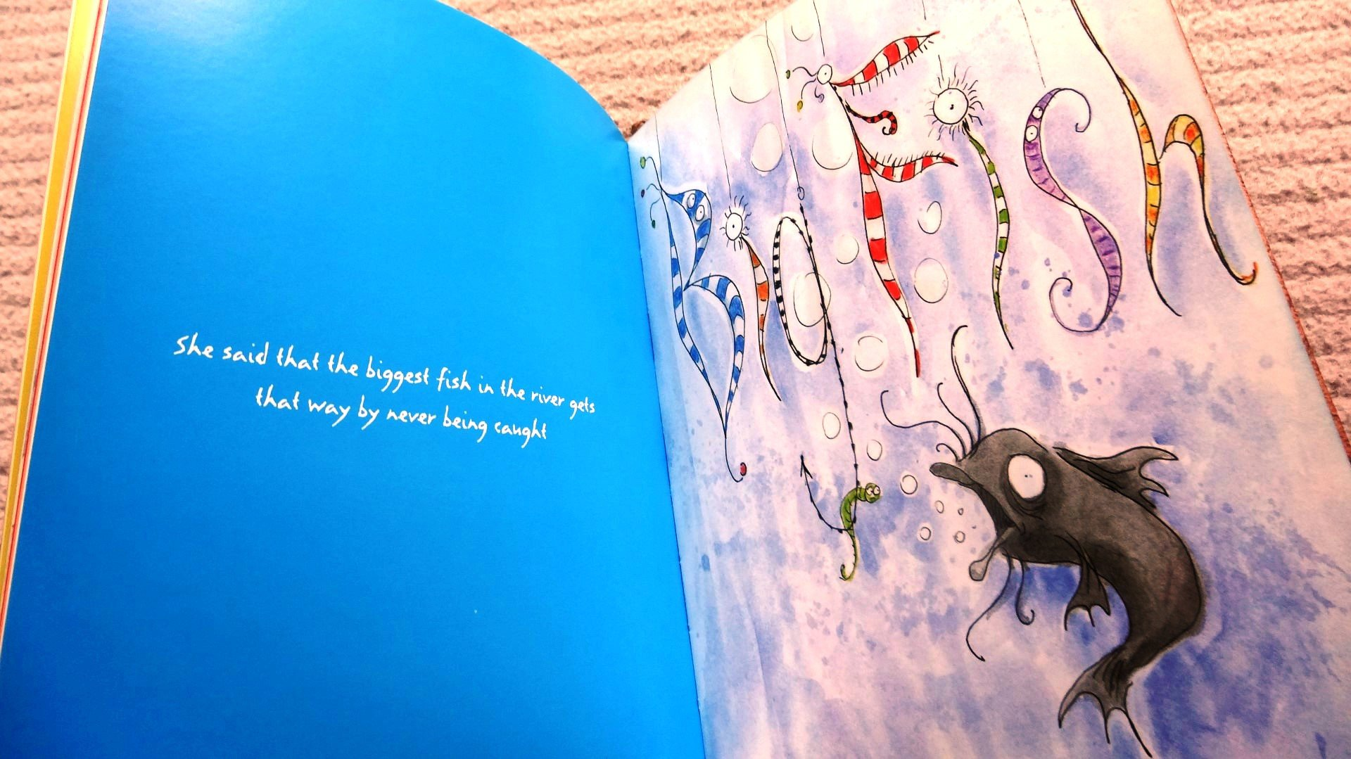 Big Fish Libro Big Fish Korea Limited Edition