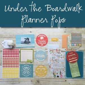 Under the Boardwalk Product