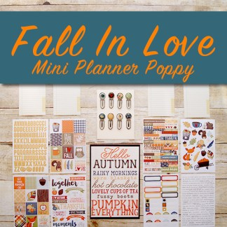 Fall In Love Poppy