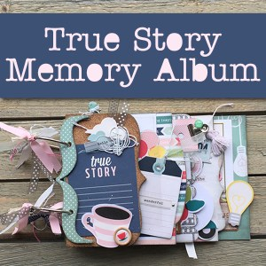 True Story Memory Album Product